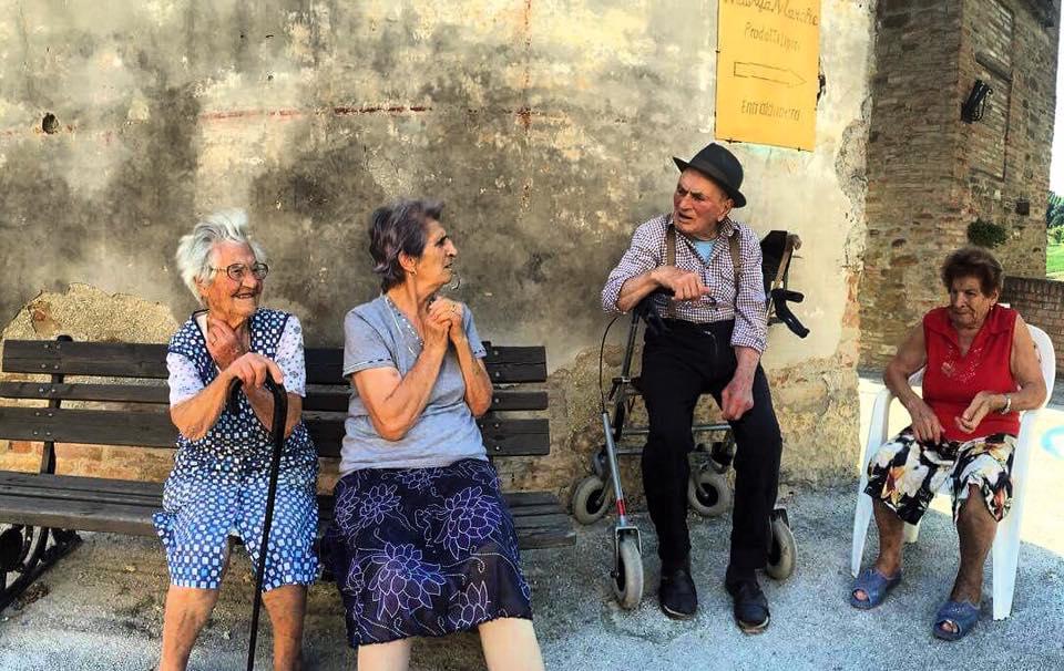 Cittadini di Loretello, Marche