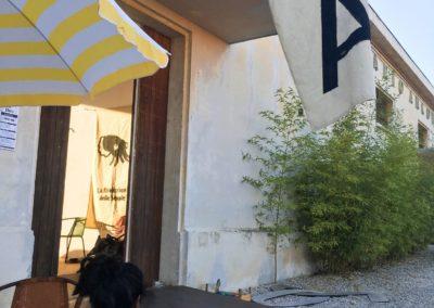 Il consorzio aperto con le bandiere dei partner