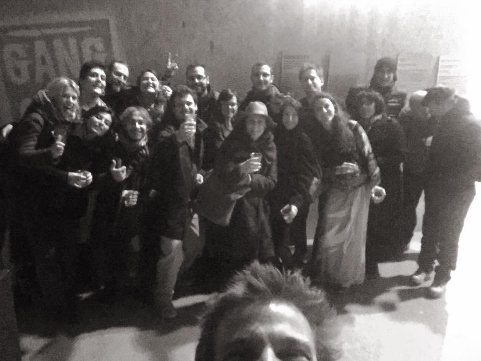 Seppie celebrano a venezia