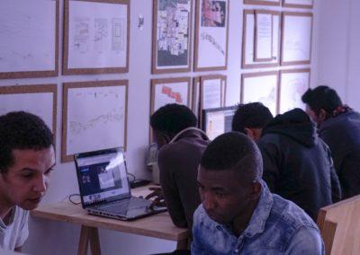 Lezione di programmazione al seppie lab