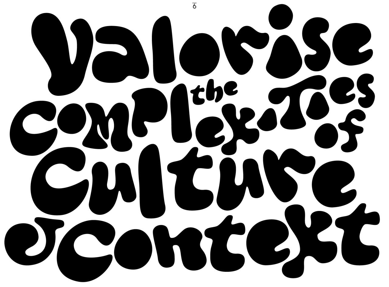 Valorizzare le complessità culturali