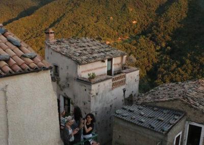 Belmonte Calabro Balcony