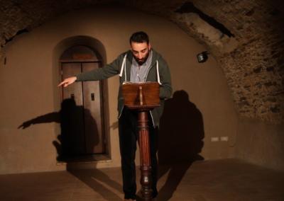 Performance di Walter Rizzuto