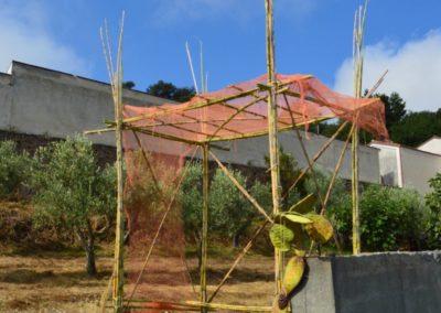 Installazione decorativa a belmonte