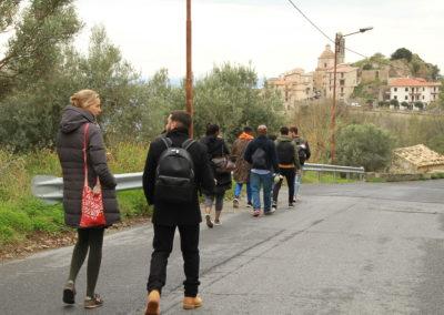 Camminata alla scoperta di Belmonte