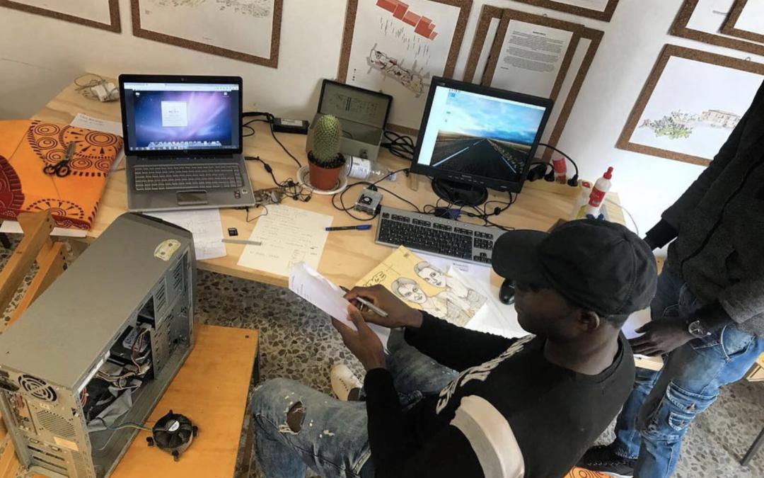 Computer Lab 2017-18