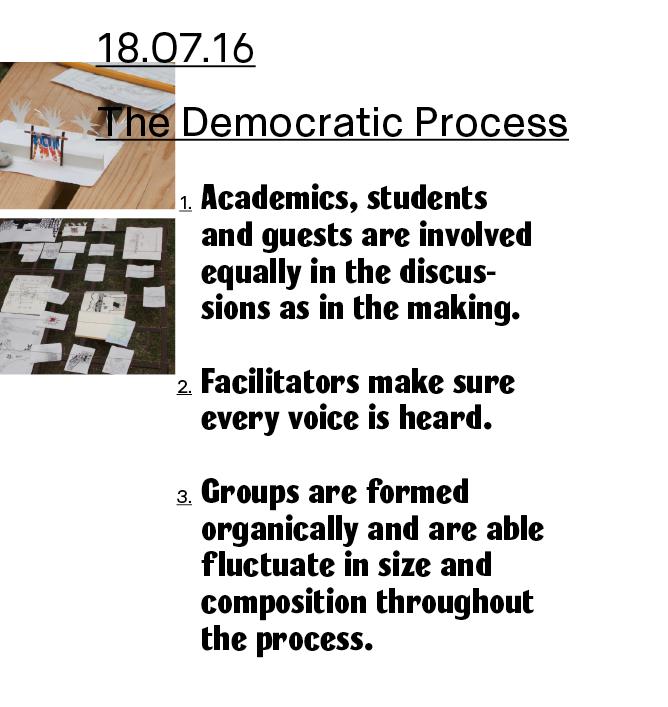 Processo democratico