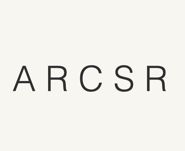 arcsr logo